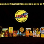 Sorteo de un Gran Lote Gourmet Hoya especial Cesta de Navidad